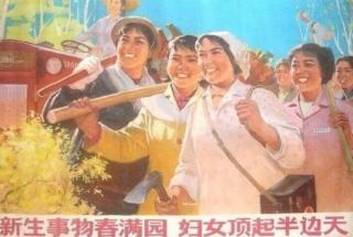 中国女性意识的崛起和困境