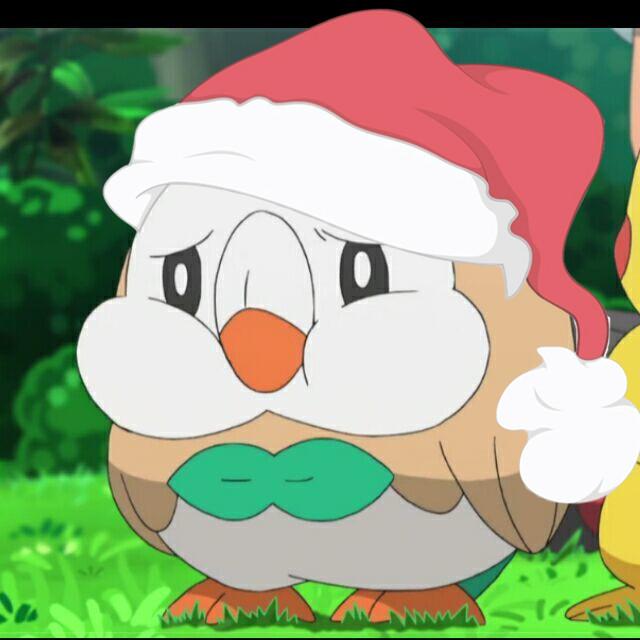 圣诞版木木枭