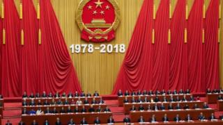 中国的路线调整