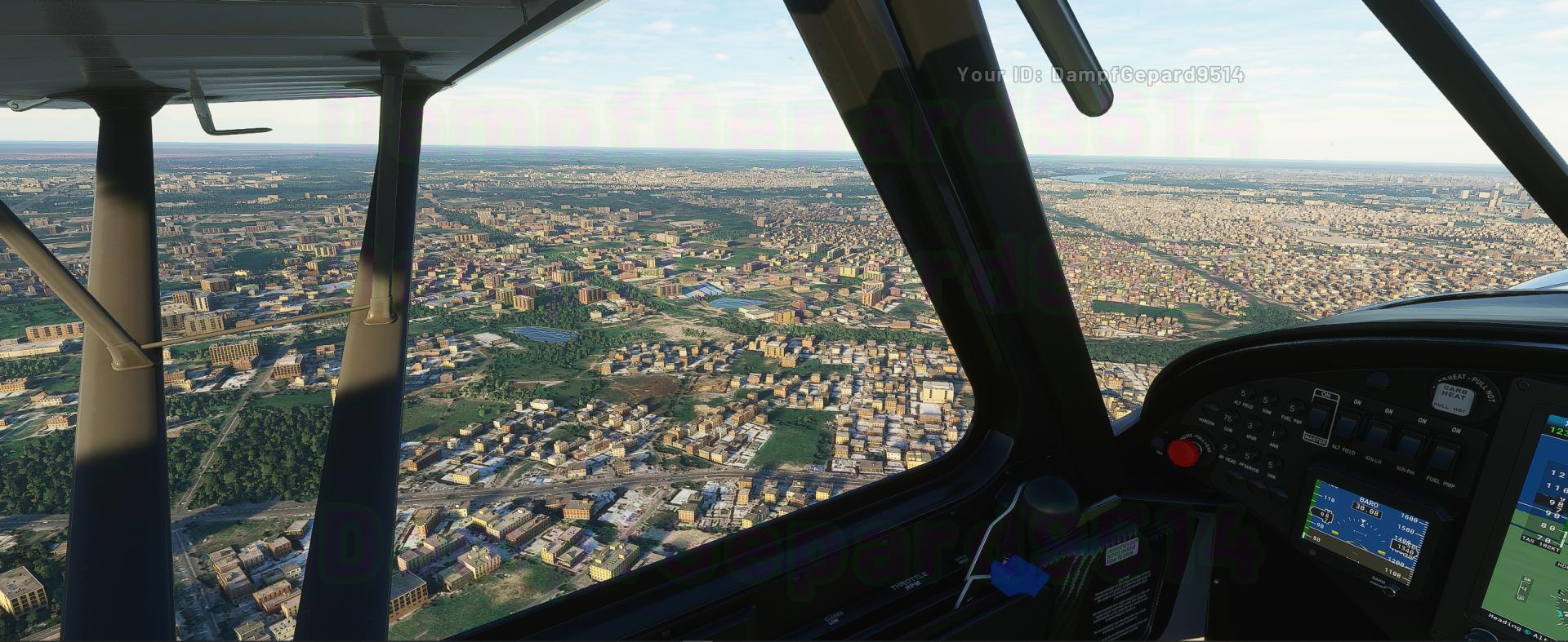 《微软飞行模拟》全新游戏实机截图曝光:2020年发售