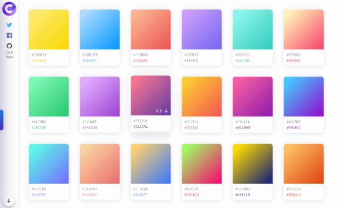 分享一个CSS颜色渐变网站在线工具-it168资源网