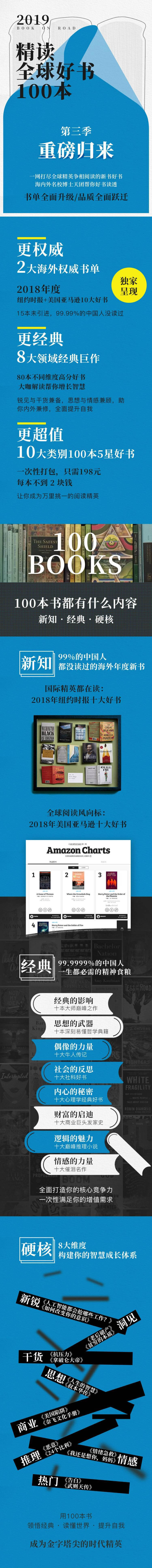 第三季精读全球好书100本,血饮资源网