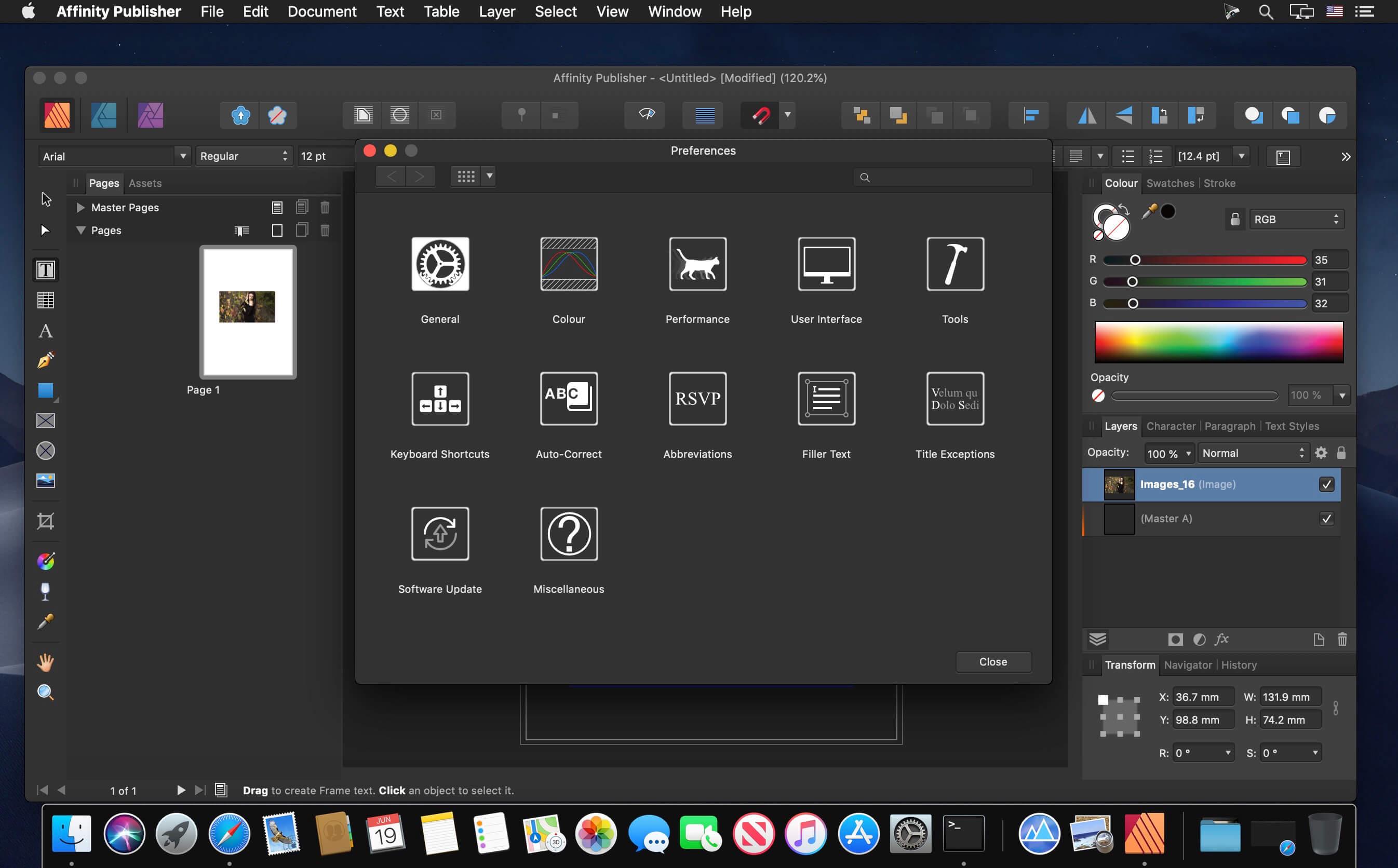 「macOS」Affinity Publisher 破解版下载 图形设计 V1.8.2插图(2)