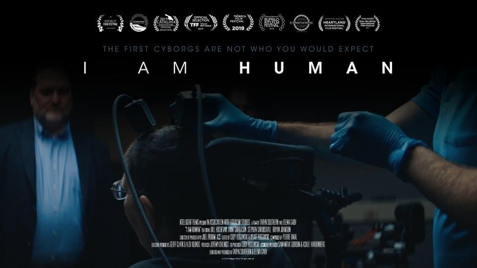 2019美国电影《我是人类》