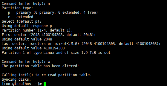 DAY 2 Centos 7.6 Ubuntu 16.04 Debian 9.9 多硬盘扩容(Raid 0)