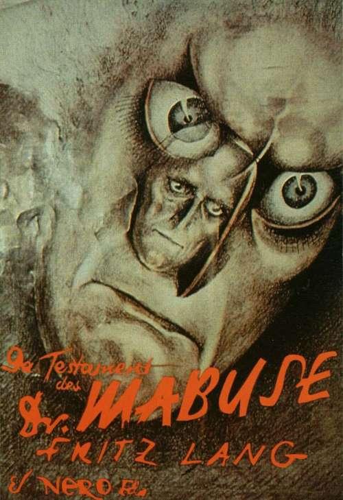 马布斯博士的遗嘱[1933][蓝光]