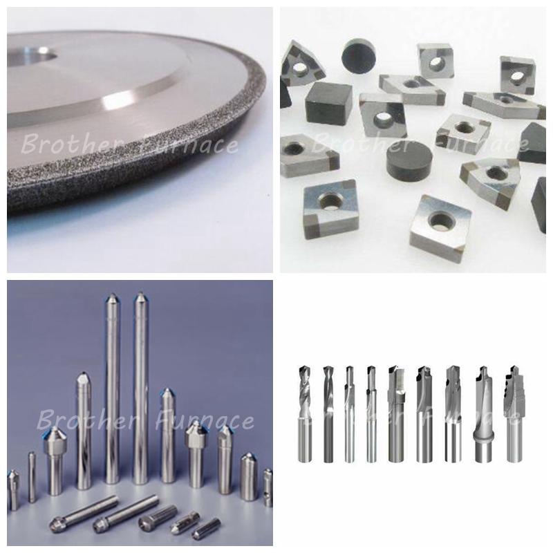 Vacuum Brazing Furnace -Diamond Brazing