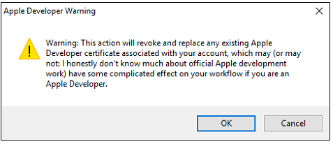 自签名工具 Cydia Impactor 使用教程
