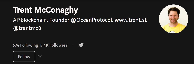 Trent McConaghy