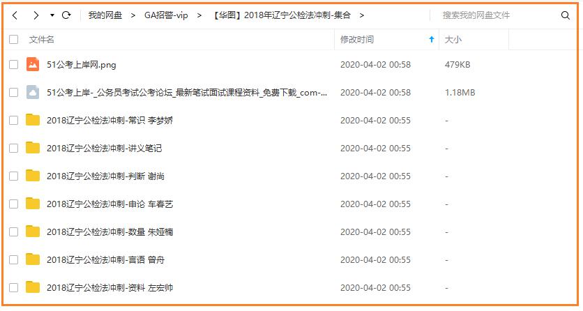 [华图]2018年辽宁公检法冲刺-集合