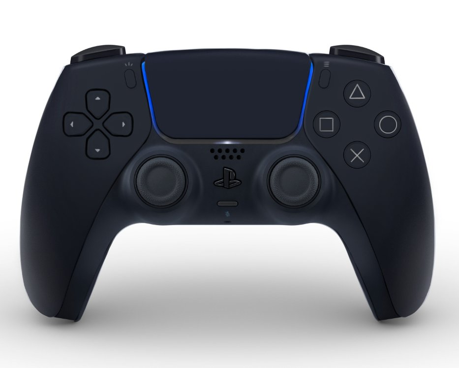 GTA6主机平台PS5手柄外观公布 黑色