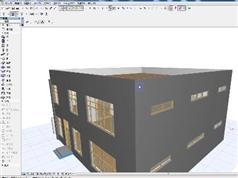 零基础学ArchiCAD建筑设计视频课程(41集)