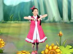 幼儿舞蹈律动操视频教学合集(布丁老师 54集全)