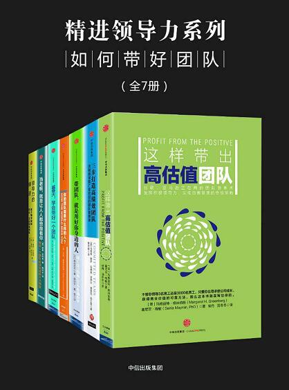 精进领导力系列:如何带好团队(全7册)epub_电子书_下载