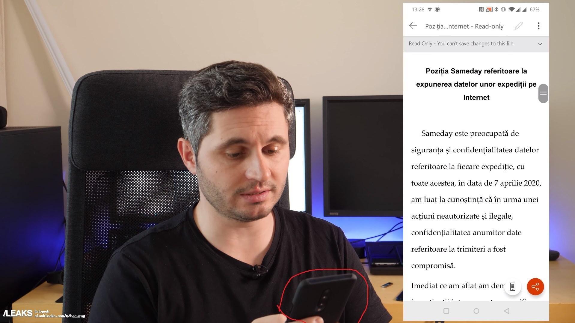 一加OnePlus8系列再曝光:这回是「真机+售价」以及云耳Z耳机