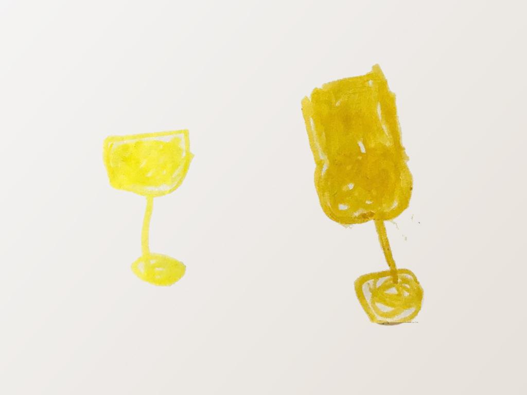 年轻人,你掉的杯子是小金杯还是大金杯?