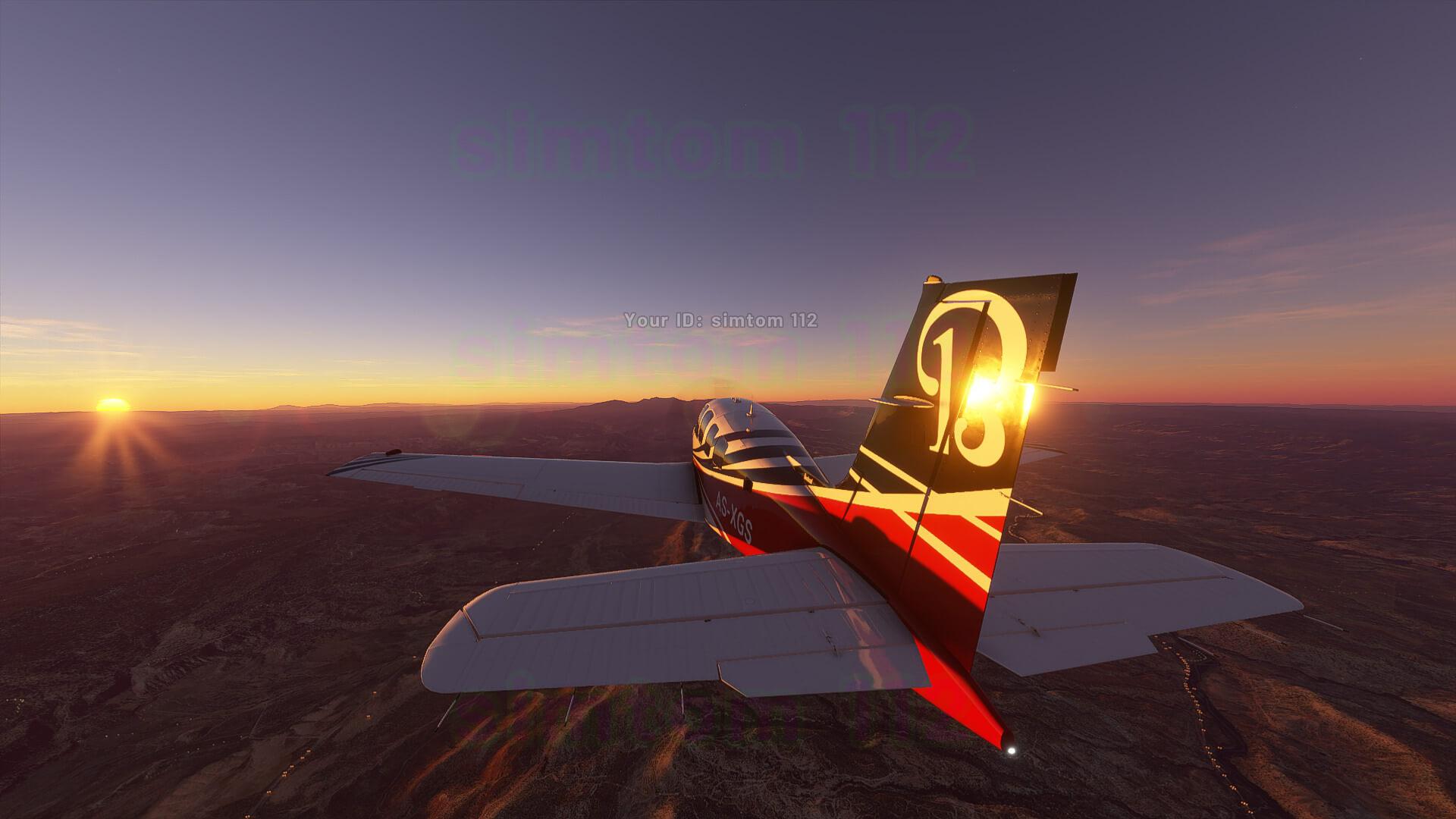 《微软飞行模拟》全新实机截图再曝光:照片影像级效果