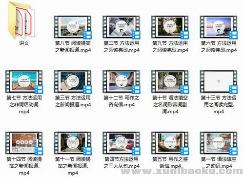 高二猿辅导秋季班理科崔研英语(高清视频)百度网盘