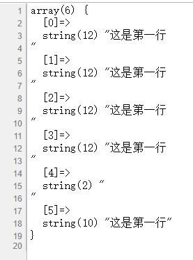 【详细】PHP操作TXT文件需要注意的事项