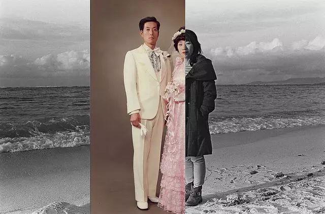 三影堂 — 藤井良雄《红线》