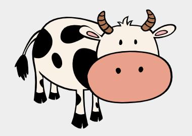 寻找隐藏的牛