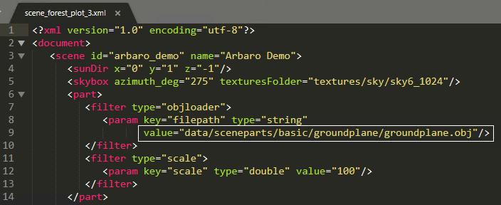 [LiDAR数据模拟]系列(2) HELIOS的TLS点云模拟流程