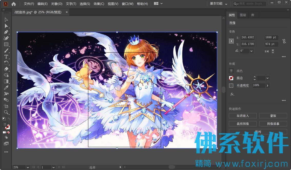 矢量绘图制作软件 Adobe Illustrator 2020 中文精简版