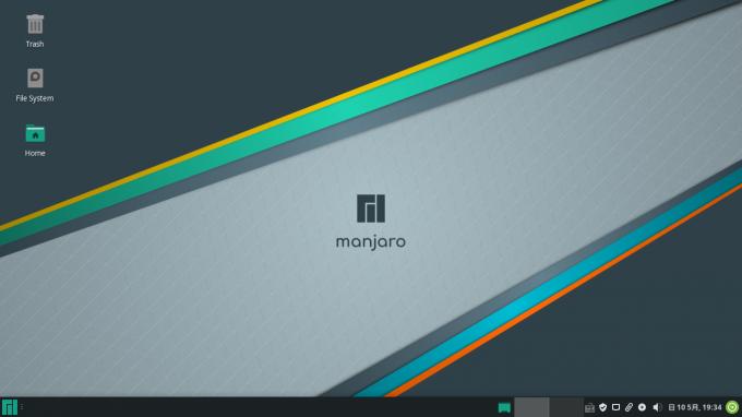在 VirtualBox 中玩 Manjaro Xfce 20.0