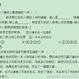 初中语文语言运用能力提升练习(含解析)Word文档下载