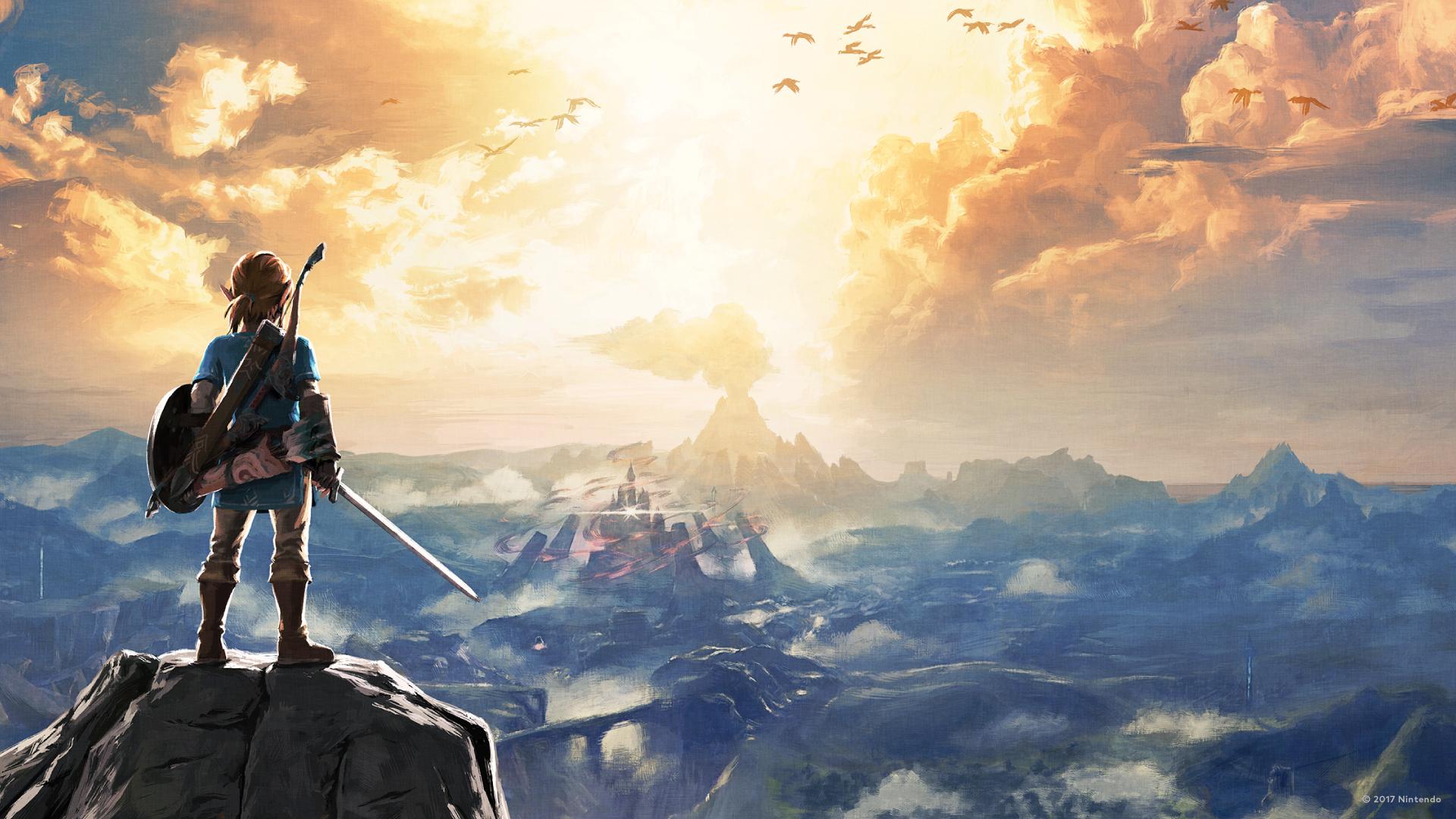 任天堂发布多张免费高清壁纸:包括《动物森友会》等多款游戏