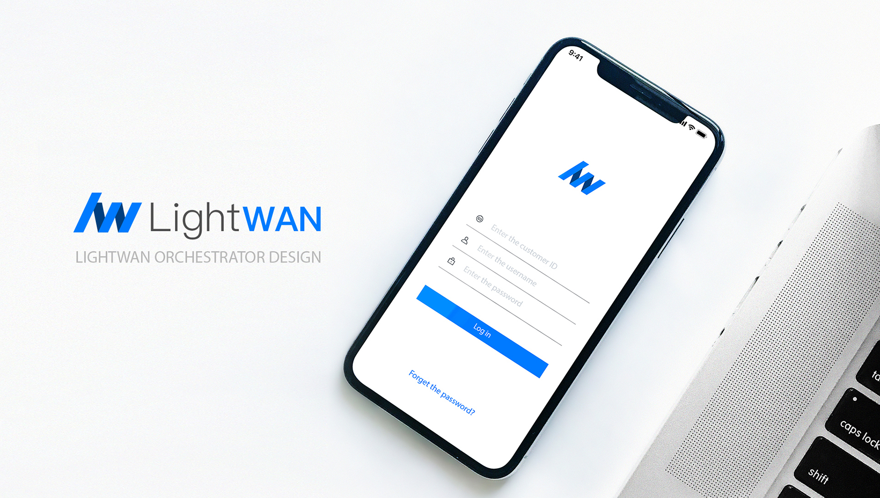 LightWAN login
