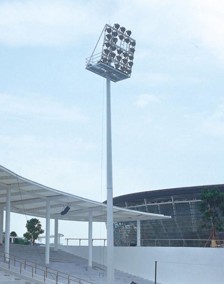 「高杆灯厂家」介绍关于高杆灯安装有哪些注意事项及高杆灯安全常识