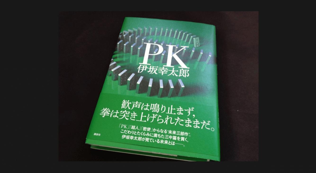 如果未来能拯救现在~《PK》出版之际作者访谈