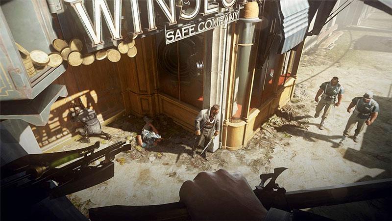 3A游戏《耻辱2》(Dishonored 2)单机下载