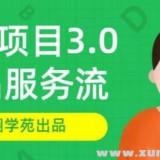 渣圈学苑-虚拟资源项目3.0(单品服务流玩法),单品利润在80元~600元左右
