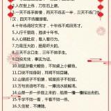 小学语文基础 谚语+俗语+歇后语汇总Word文档下载