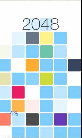 Android 版本的2048-美创资源网