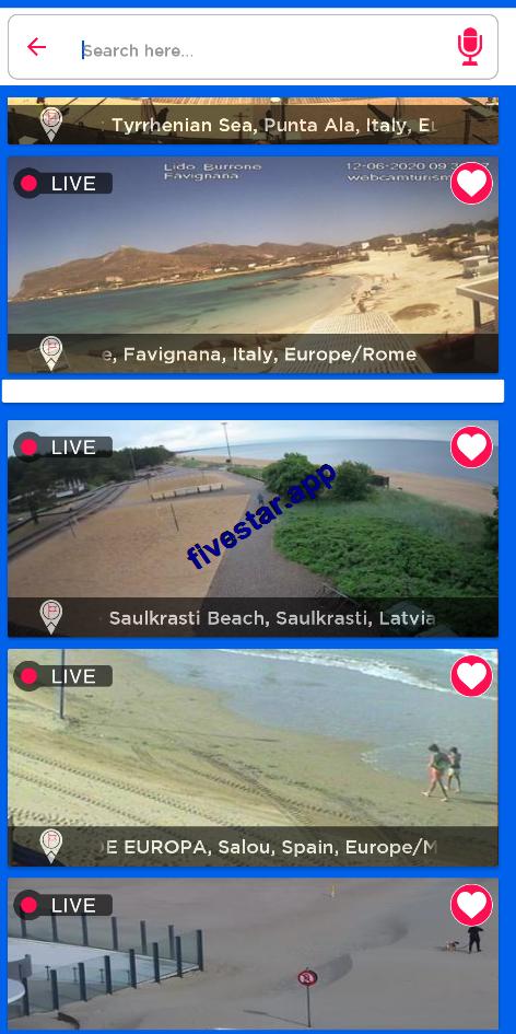 全球在线公共摄像头:Earth Camera Online v4 去广告版
