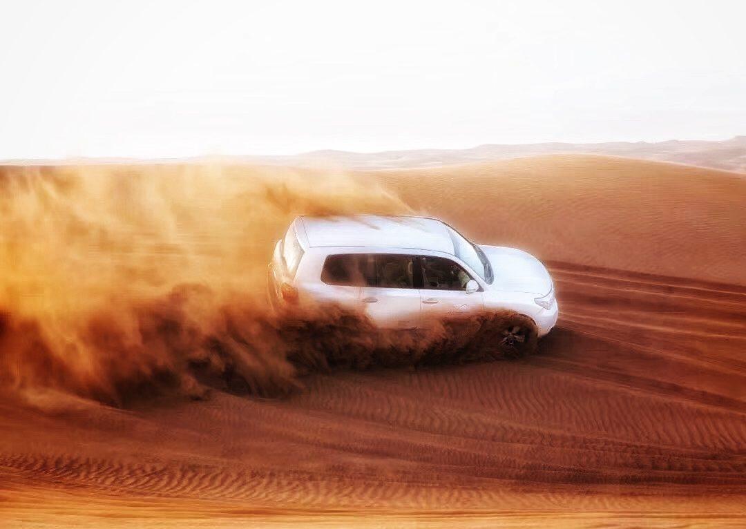 新疆沙漠旅游
