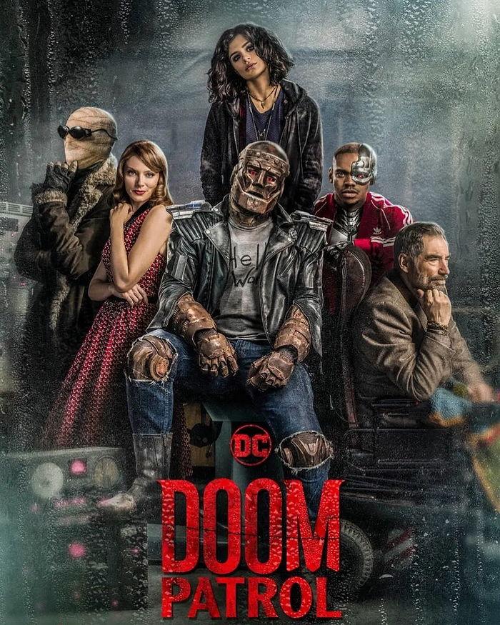 DC原创剧集《末日巡逻队》公布第二季预告片:6月25日回归