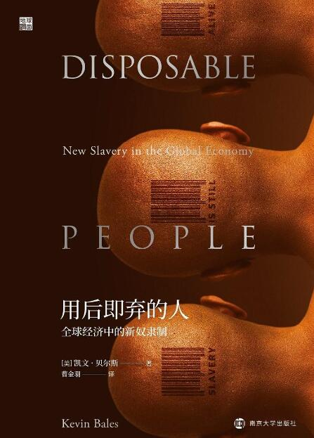 《用后即弃的人 : 全球经济中的新奴隶制》[美]凯文·贝尔斯epub+mobi+azw3