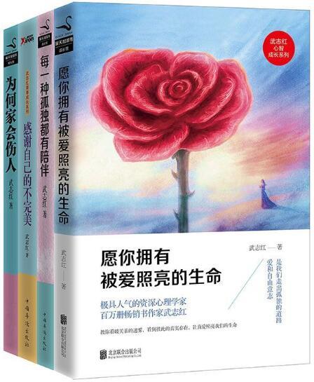 《武志红经典作品合集(套装共4册)》epub+mobi+azw3