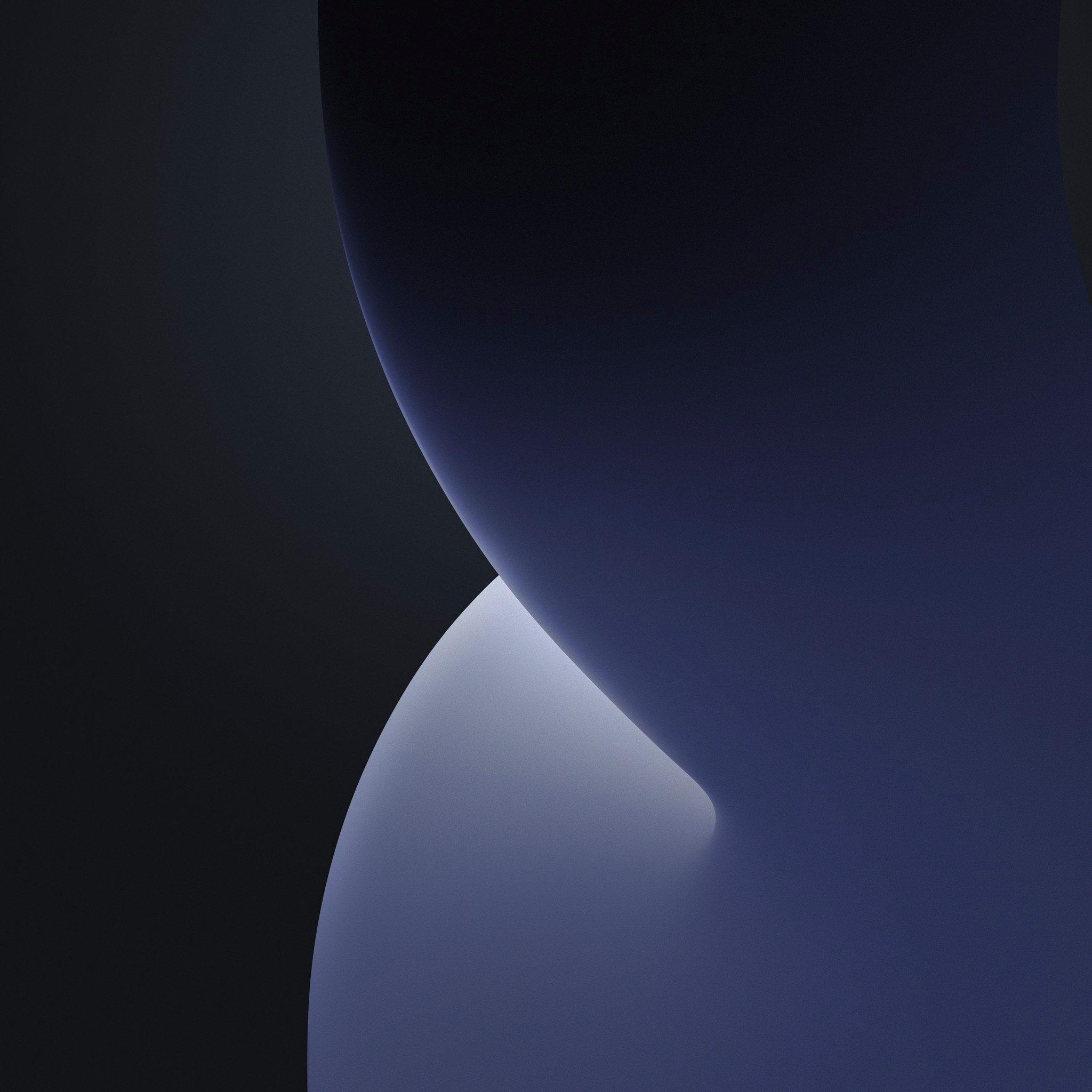 WWDC20/iOS14新的亮暗模式墙纸
