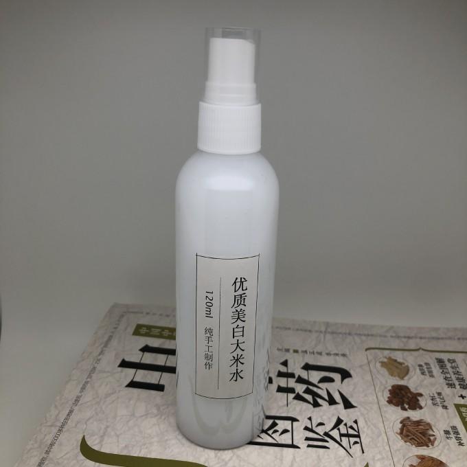 【纯手工】优质美白大米水(敏感肌肤用什么护肤品)