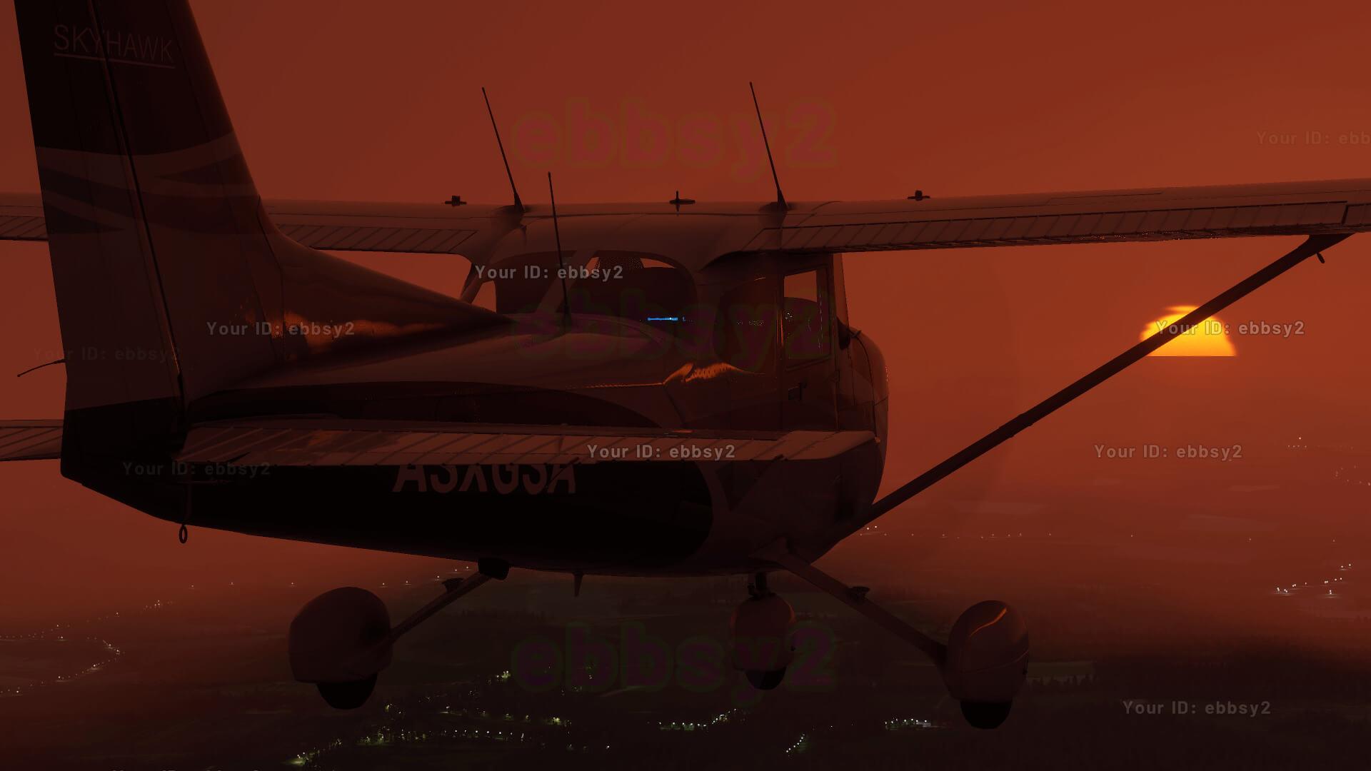 《微软飞行模拟》封闭Beta测试将于7月30日开启,新截图欣赏
