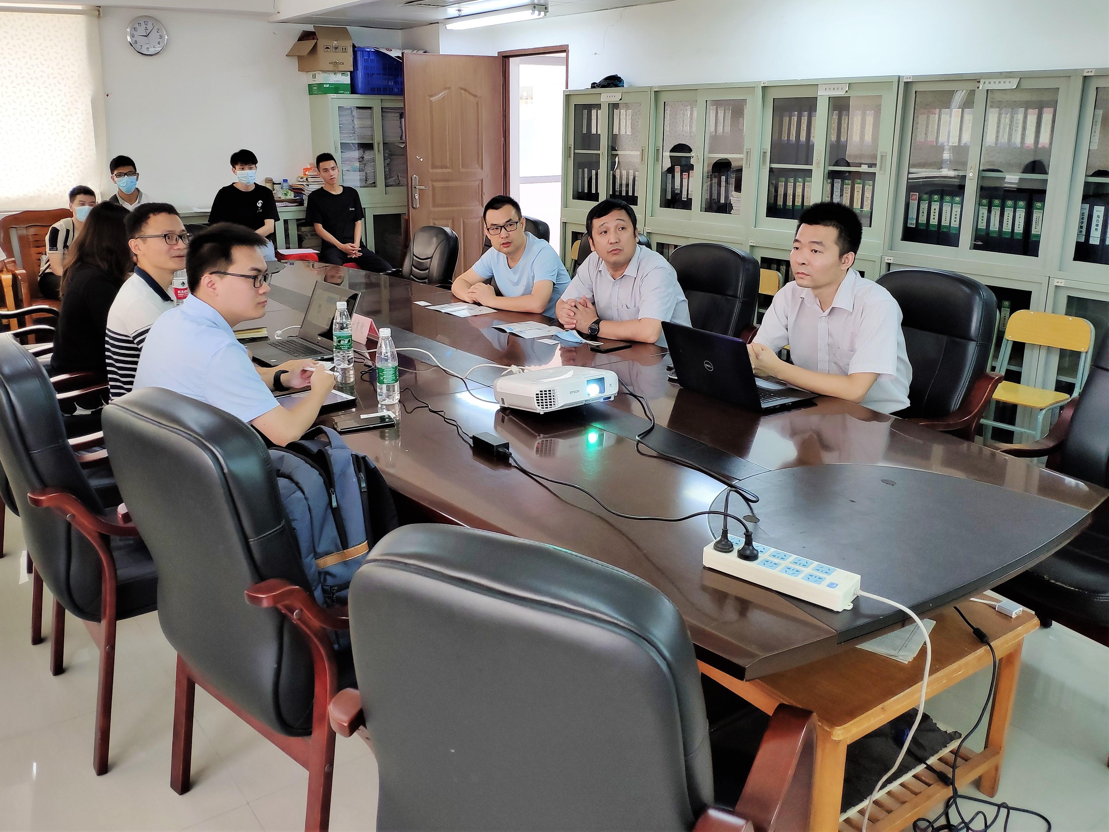 廣州秉優信息科技有限公司到我校開展專場校園招聘會