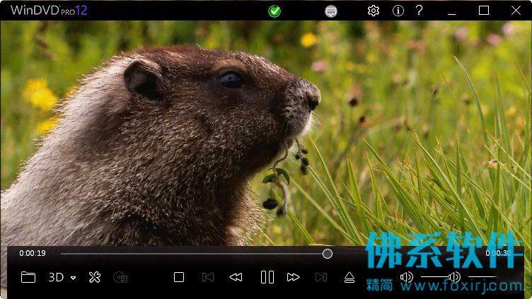 高清蓝光视频播放器Corel WinDVD Pro 汉化版