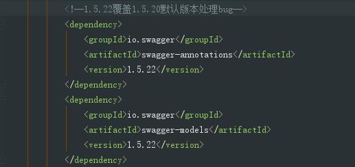 Swagger2.9.2进入API界面报NumberFormatException异常