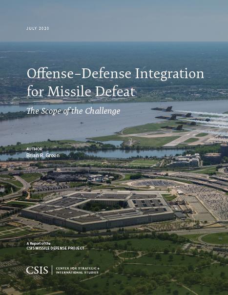 CSIS报告:攻防一体消灭导弹——挑战的范围