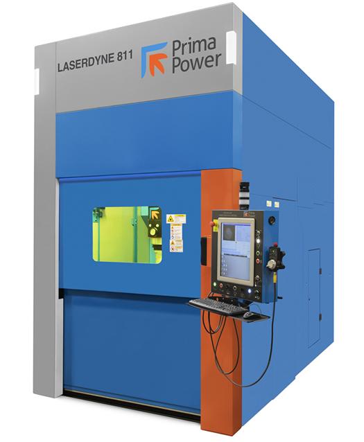 普瑞玛推出LASERDYNE®811光纤激光系统旨在满足下一代激光加工的挑战